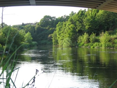 Noch mal Boyne River