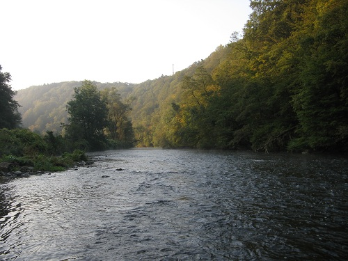 Wupper im September